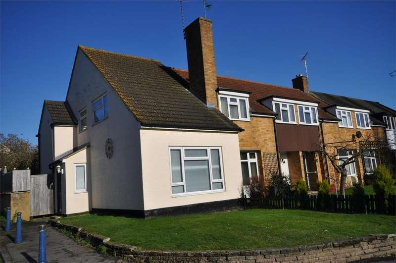2 Bedrooms End Of Terrace House for sale in Greenway, BILLERICAY