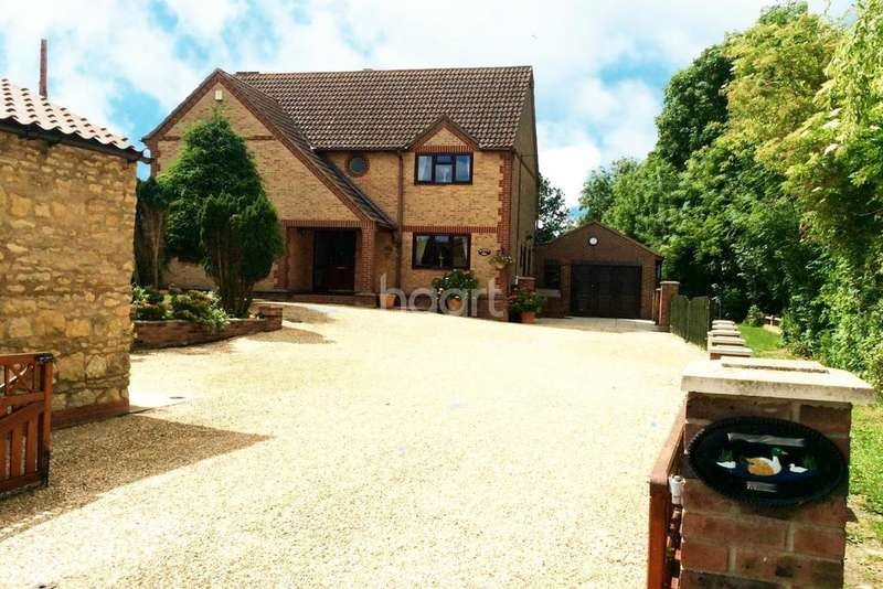 4 Bedrooms Detached House for sale in High Street, Snitterby, DN21