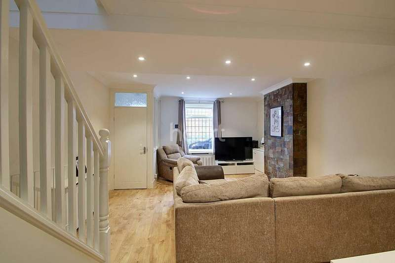 2 Bedrooms End Of Terrace House for sale in Frith Road, Croydon, CR0