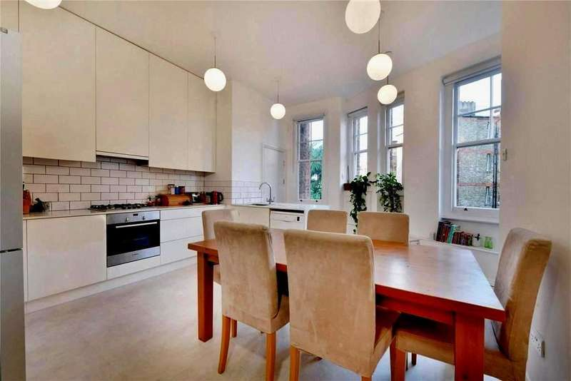 4 Bedrooms Flat for sale in Highgate West Hill, Highgate