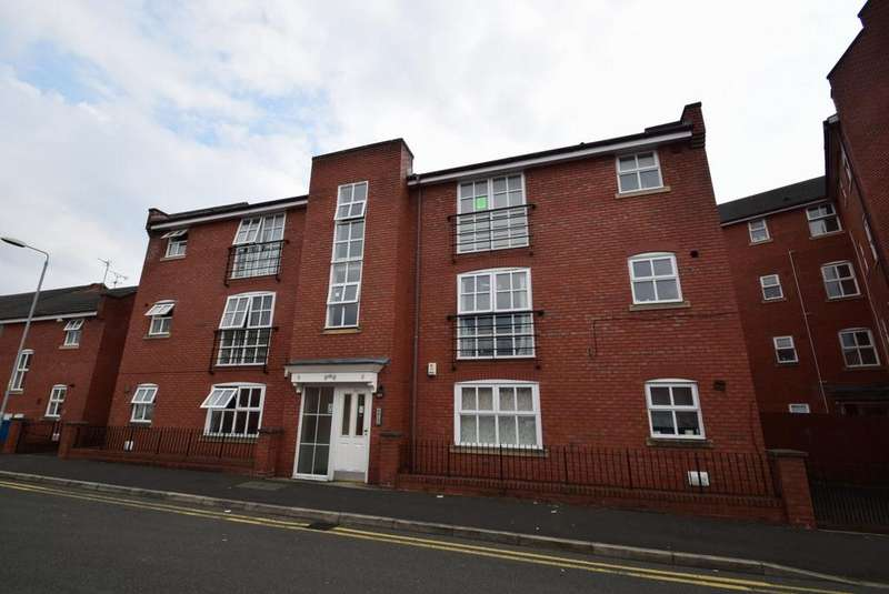 2 Bedrooms Apartment Flat for sale in Blanchard Street Hulme. M15 5Px Manchester