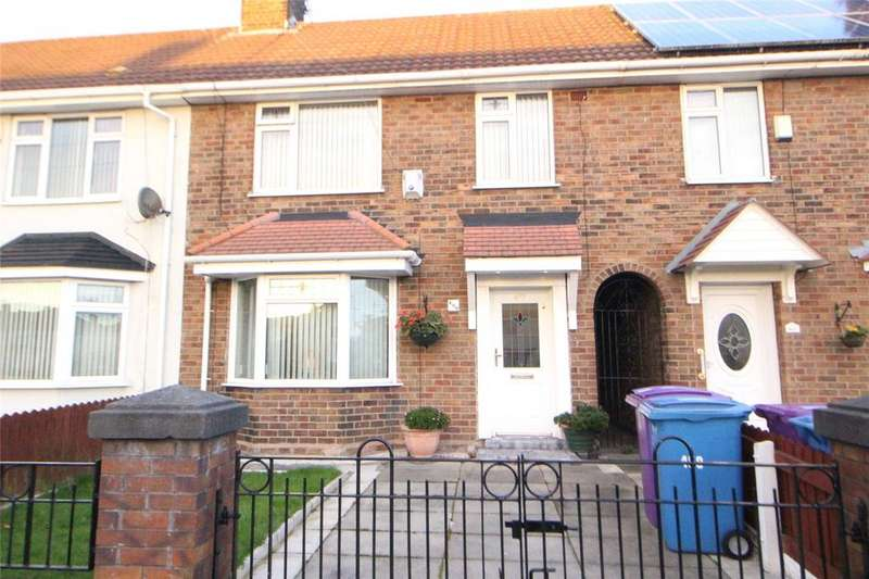 3 Bedrooms Terraced House for sale in Princess Drive, Liverpool, Merseyside, L14