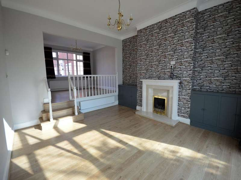 4 Bedrooms End Of Terrace House for rent in Parkfield Road, Altrincham
