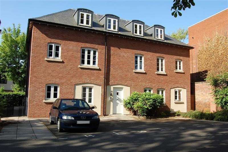 2 Bedrooms Apartment Flat for sale in The Monklands, Abbey Foregate, Shrewsbury