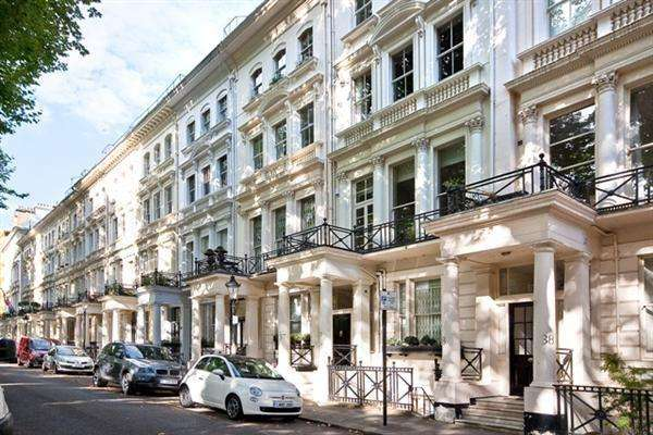 3 Bedrooms Flat for sale in Rutland Gate, Knightsbridge