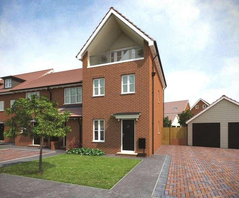 3 Bedrooms Semi Detached House for sale in PLOT 152 ESHTON PHASE 1, Navigation Point, Cinder Lane, Castleford