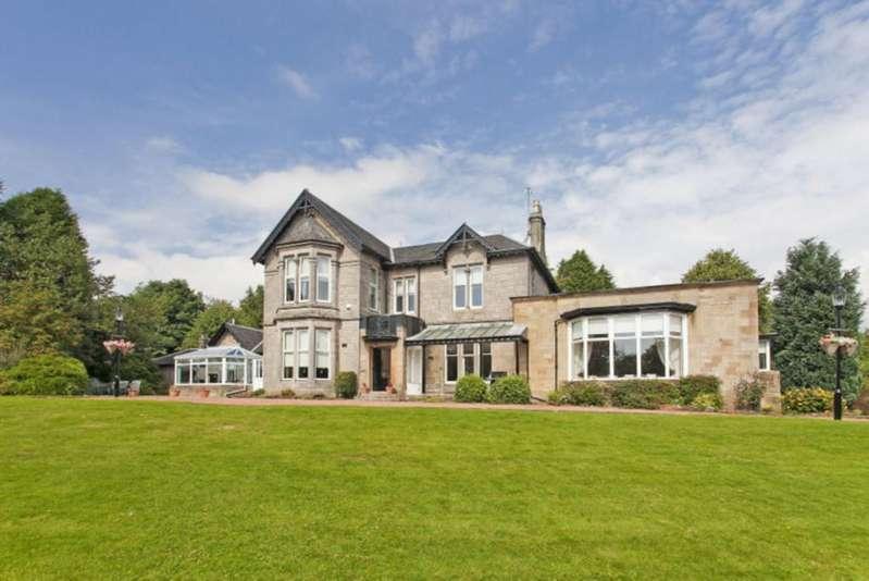5 Bedrooms Detached House for sale in Inverleven House, Dixon Drive, Dumbarton G82 4AP