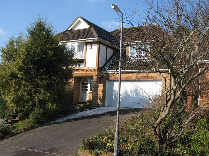 5 Bedrooms Detached House for sale in VENTRY CLOSE, SALISBURY, WILTSHIRE, SP1 3ES