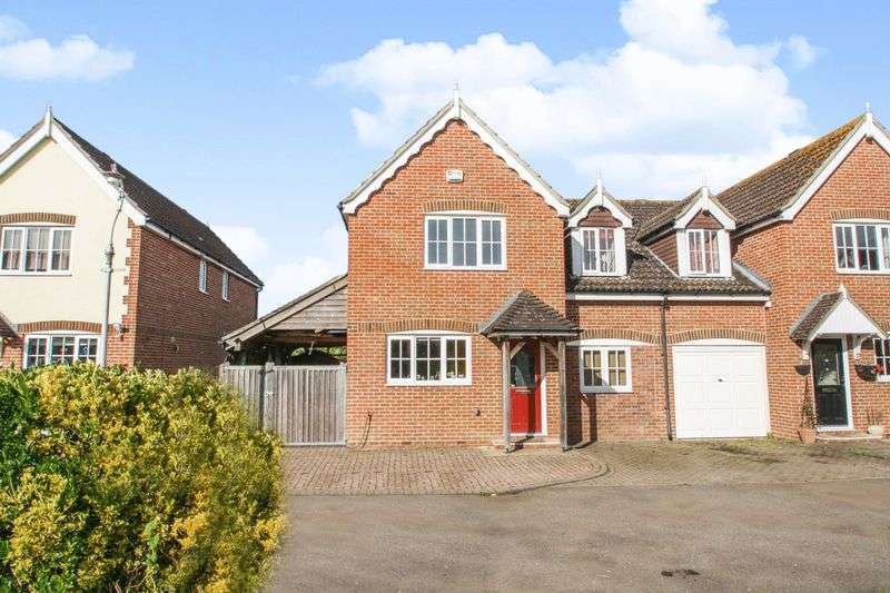 4 Bedrooms Property for sale in Oak Tree Lane, Chichester