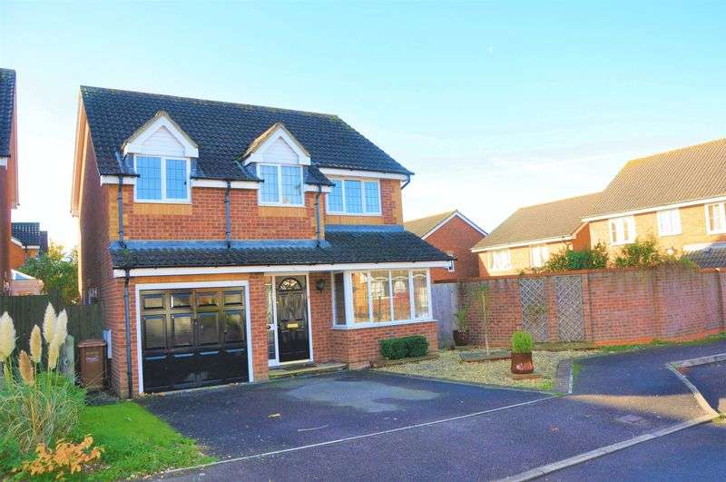 4 Bedrooms Property for sale in Georgia Close, Andover