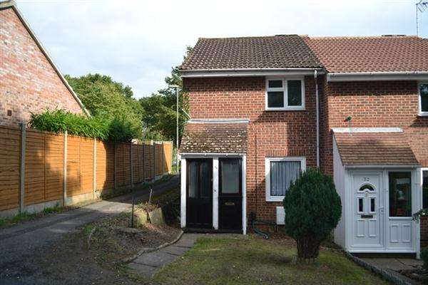2 Bedrooms Terraced House for rent in Havendale, Southampton