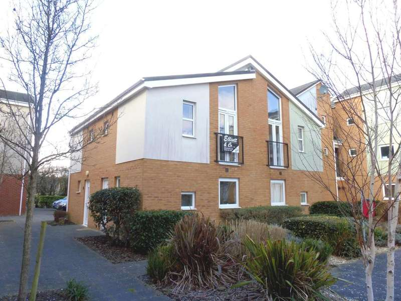1 Bedroom Maisonette Flat for sale in Mill Meadow, North Cornelly
