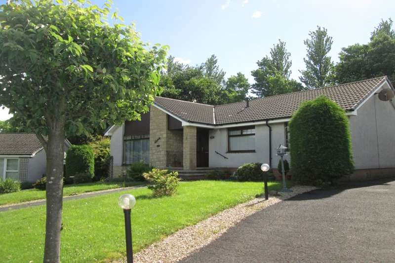 3 Bedrooms Bungalow for rent in Rosemount Crescent, Glenrothes, KY6