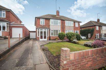 3 Bedrooms Semi Detached House for sale in Bennetts Road South, Coventry, West Midlands