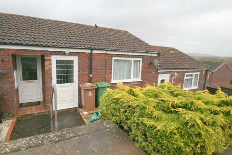 2 Bedrooms Terraced House for sale in Bradfield Close, Mainstone