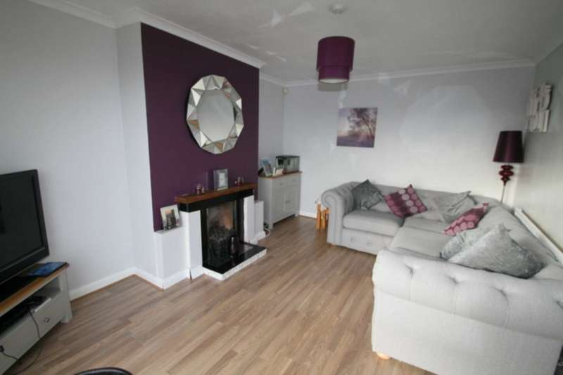 2 Bedrooms Terraced House for sale in Meadow Way, Plymouth