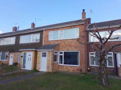 3 Bedrooms Terraced House for sale in Hamworthy, Poole, Dorset