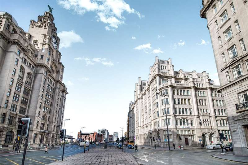 2 Bedrooms Apartment Flat for sale in Tower Building, 22 Water Street, Liverpool, L3