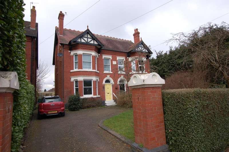 5 Bedrooms Semi Detached House for sale in Norton Road, Norton, DY8 2AJ
