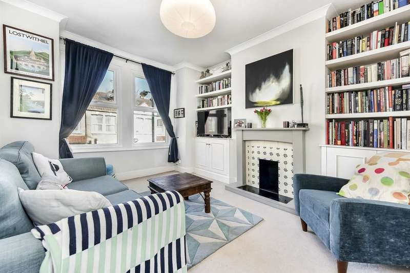 4 Bedrooms Flat for sale in Fairlight Road, London SW17