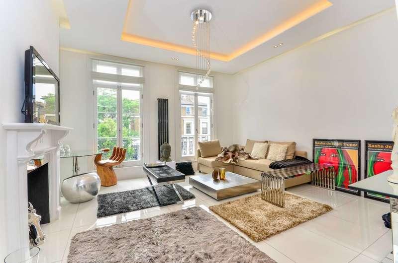 3 Bedrooms Flat for sale in Gunter Grove, Chelsea, SW10