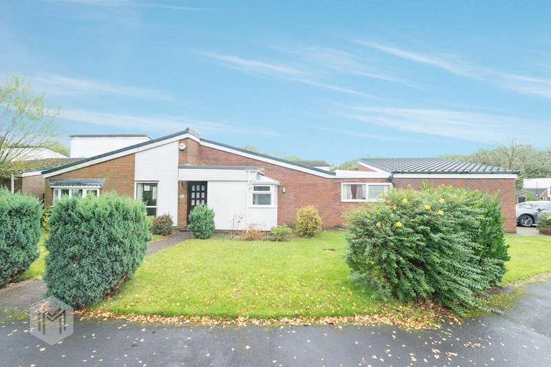 2 Bedrooms Semi Detached Bungalow for sale in The Farthings, Chorley, PR7