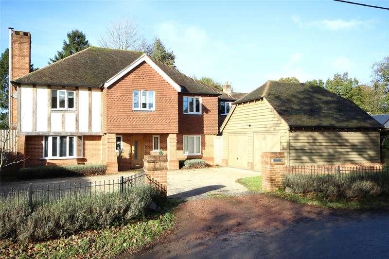 5 Bedrooms Detached House for sale in Boyneswood Road, Medstead, Alton, Hampshire, GU34