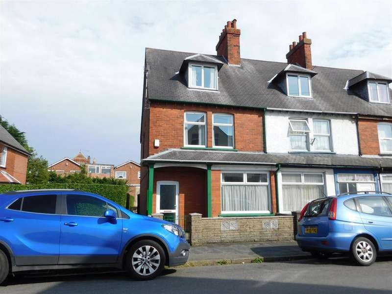 4 Bedrooms End Of Terrace House for sale in Cavendish Road, Skegness, PE25 2QU
