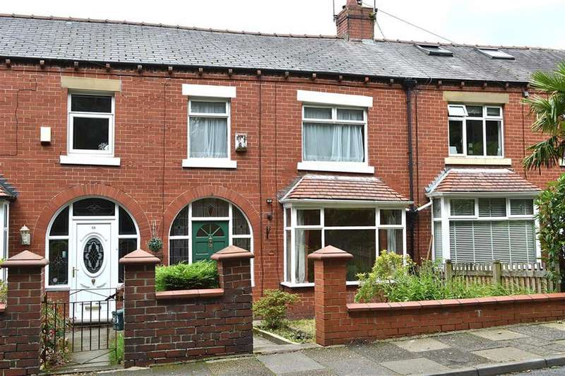 2 Bedrooms Town House for sale in Thomas Street, Lees, Oldham, OL4 5BT