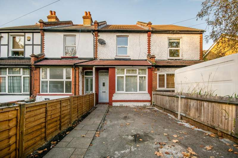 3 Bedrooms Terraced House for sale in Church Road, Micham CR4
