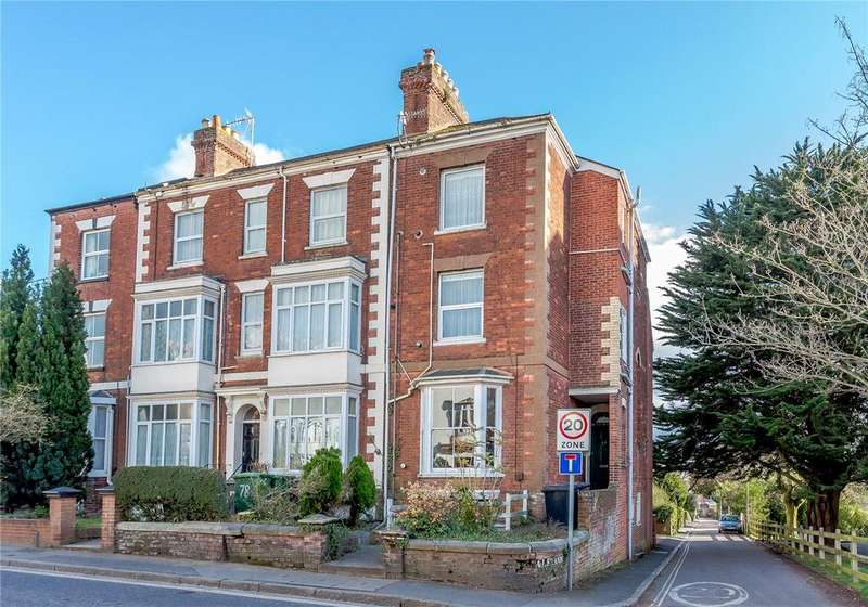 1 Bedroom Flat for sale in Blackboy Road, Exeter, Devon, EX4