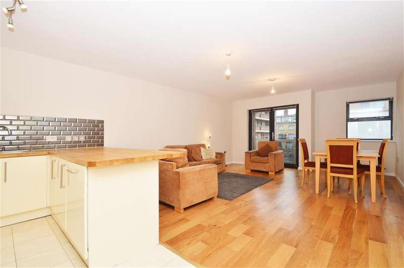 2 Bedrooms Apartment Flat for sale in Quaker Street, Shoreditch, E1