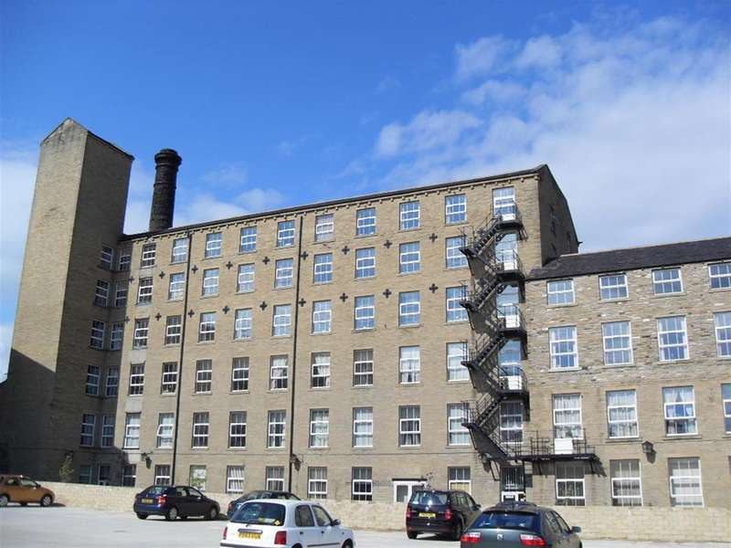 2 Bedrooms Apartment Flat for rent in 30 Perseverance Mills, Westbury Street, Elland, HX5 9AG