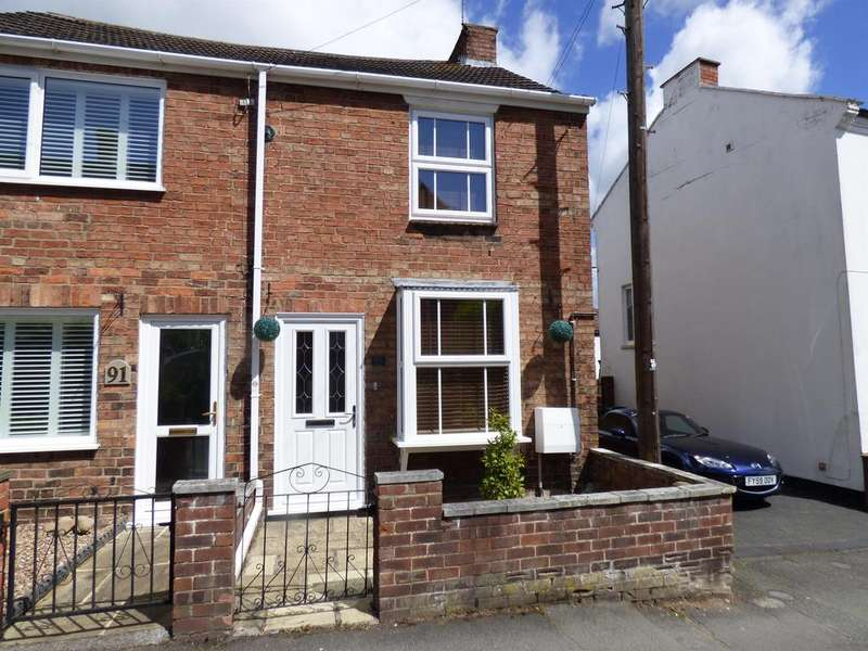 2 Bedrooms Semi Detached House for sale in Kidgate, Louth