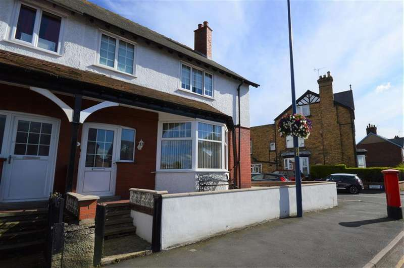 2 Bedrooms Ground Flat for sale in Station Road, Filey, YO14 9AR