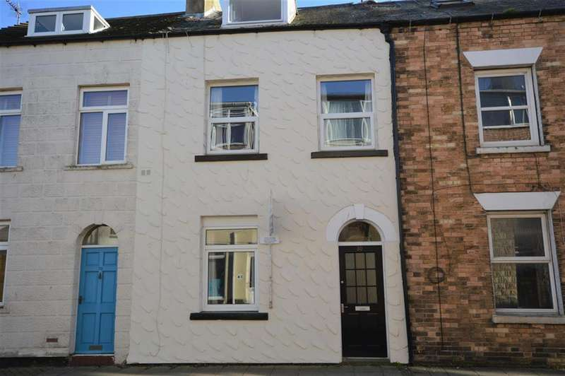2 Bedrooms Ground Flat for sale in Hope Street, YO14 9DJ
