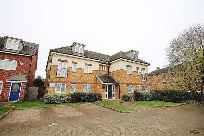 2 Bedrooms Apartment Flat for sale in Appleby Close, Uxbridge, Middlesex, UB8 3FE