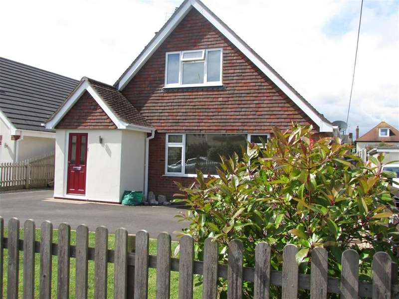 4 Bedrooms Bungalow for sale in AVENUE ROAD HIGHCLIFFE CHRISTCHURCH BH23 5QH