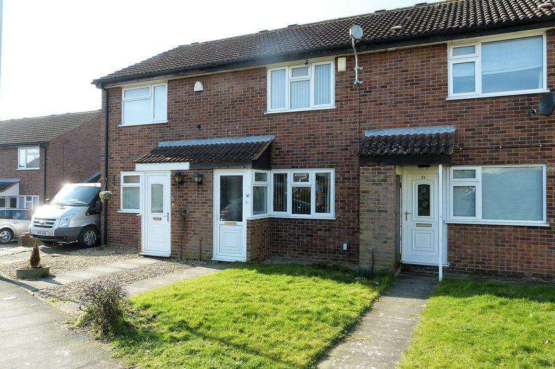 2 Bedrooms Terraced House for sale in Acorn Way, Meadows, Wigston, Leicestershire