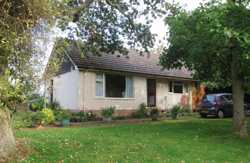 2 Bedrooms Detached Bungalow for rent in Six Ashes, Bridgnorth, Shropshire