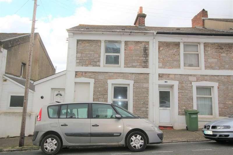 2 Bedrooms Terraced House for rent in Highbury Road, Torquay