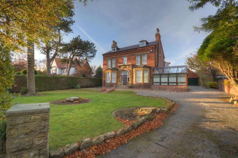 6 Bedrooms Detached House for sale in Boa-Vista, Station Road, Scalby, Scarborough, YO13 0PU