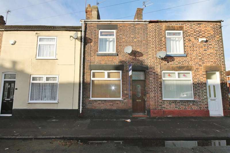 2 Bedrooms Terraced House for sale in Ireland Street, Widnes, WA8 3LA
