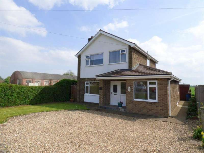 3 Bedrooms Detached House for sale in Keeling Street, North Somercotes,