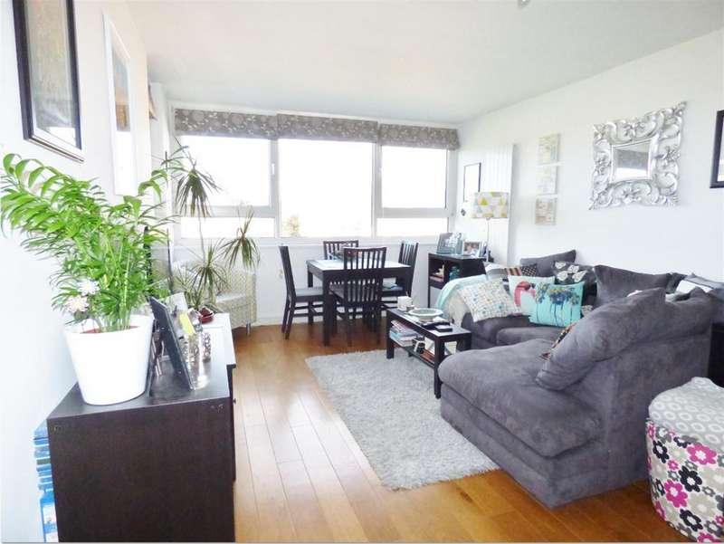 1 Bedroom Flat for sale in Brickfield Close, Brentford, TW8 8JN