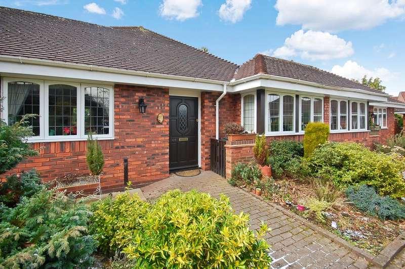 2 Bedrooms Retirement Property for sale in HANOVER COURT, Tettenhall, Wolverhampton WV6