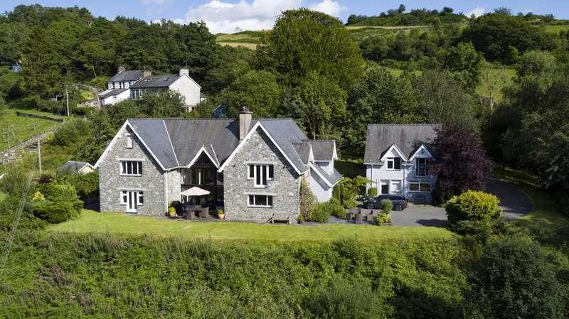 5 Bedrooms Detached House for sale in Allt Goch, Llan Ffestiniog LL41