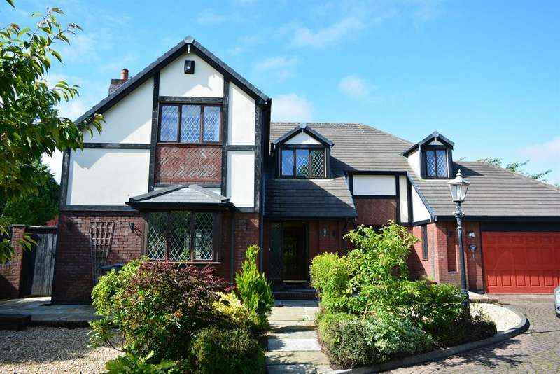 4 Bedrooms Detached House for sale in Shirley Heights, Poulton Le Fylde, FY6 7ES