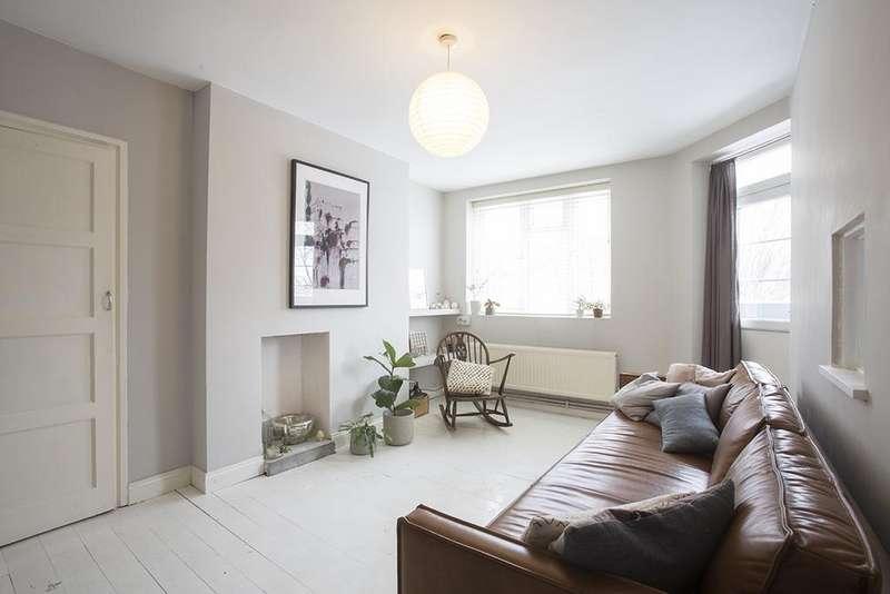 2 Bedrooms Flat for sale in Frampton Park Road, Hackney, London E9
