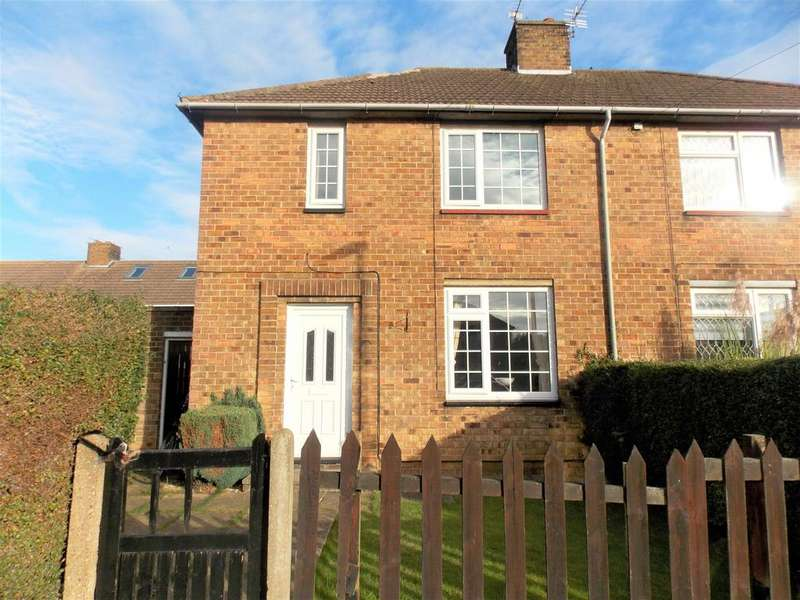 2 Bedrooms Semi Detached House for sale in Marton Grove, Grimsby, DN33 1JF